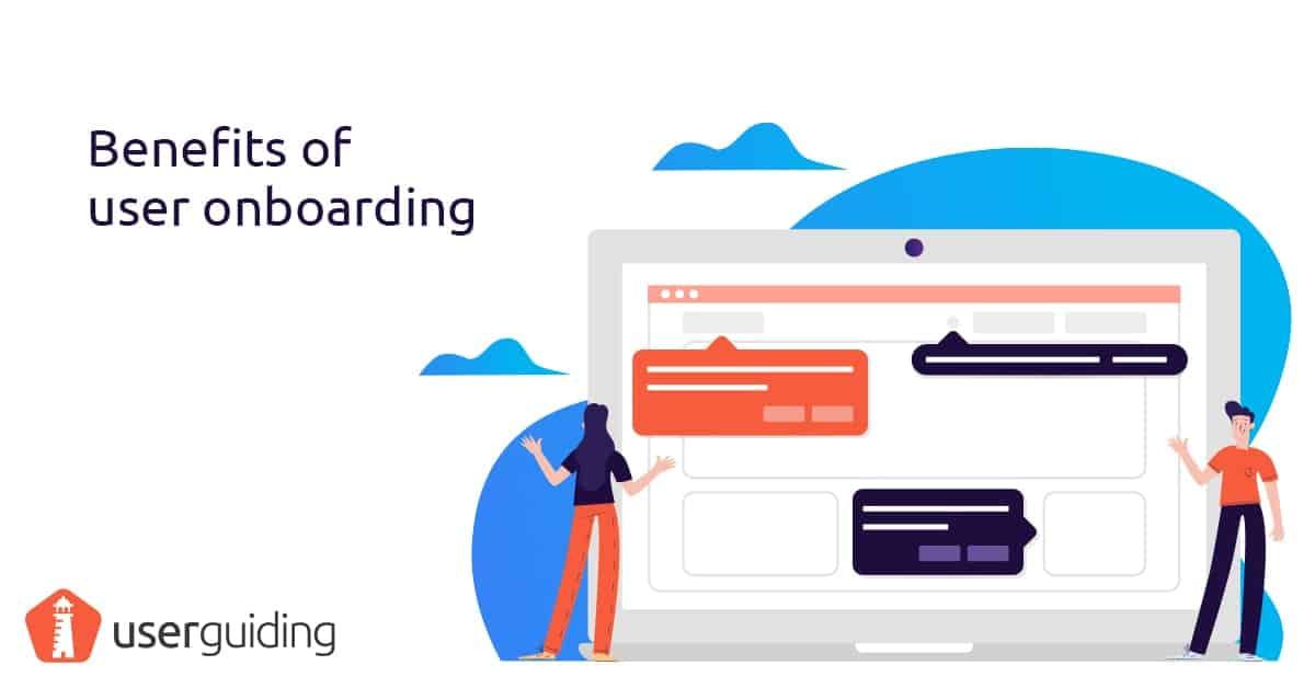 benefits of user onboarding