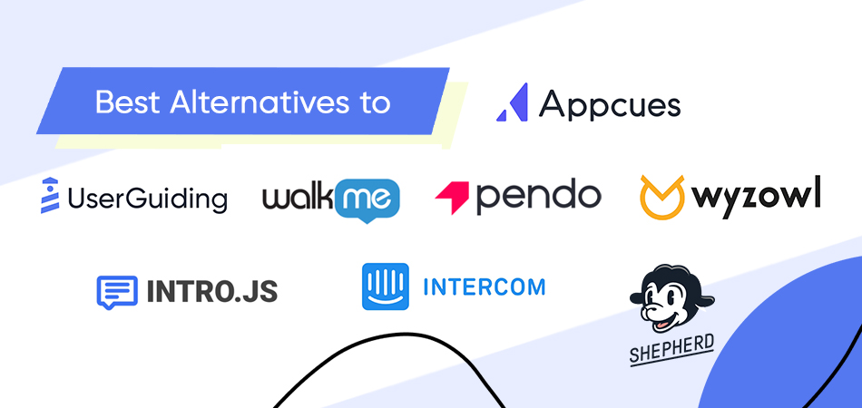 appcues competitors alternatives