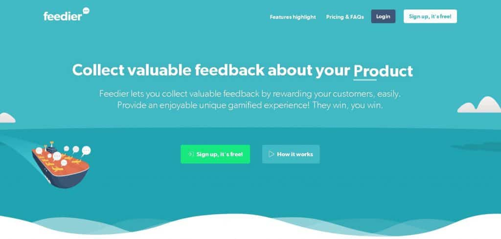 Product Marketing Manager Tool Suggestions - Feedier