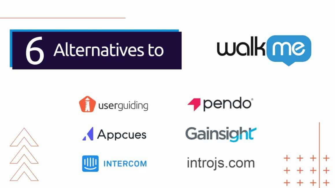 walkme alternatives competitors
