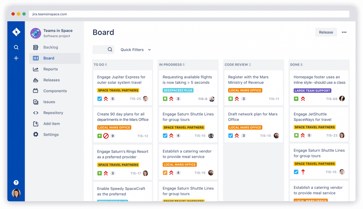 Product Marketing Manager Tool Suggestions - JIRA
