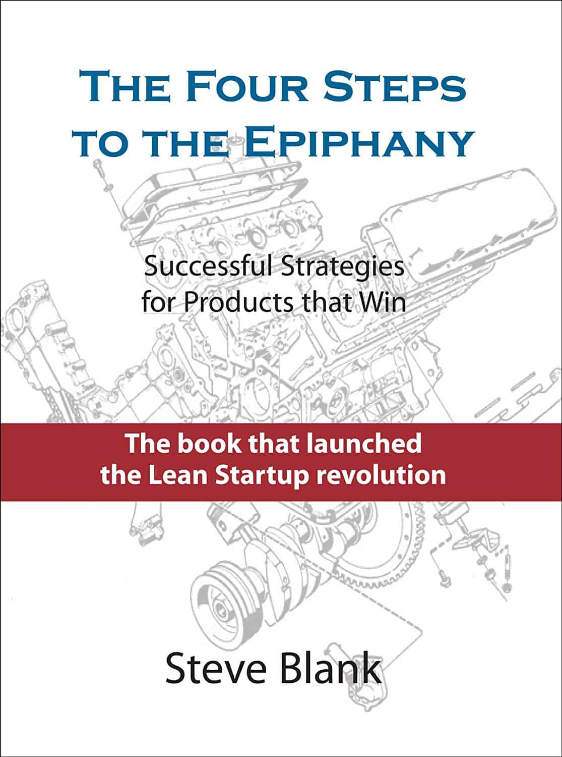 best books for product marketing managers the four steps to the epiphany steve blank