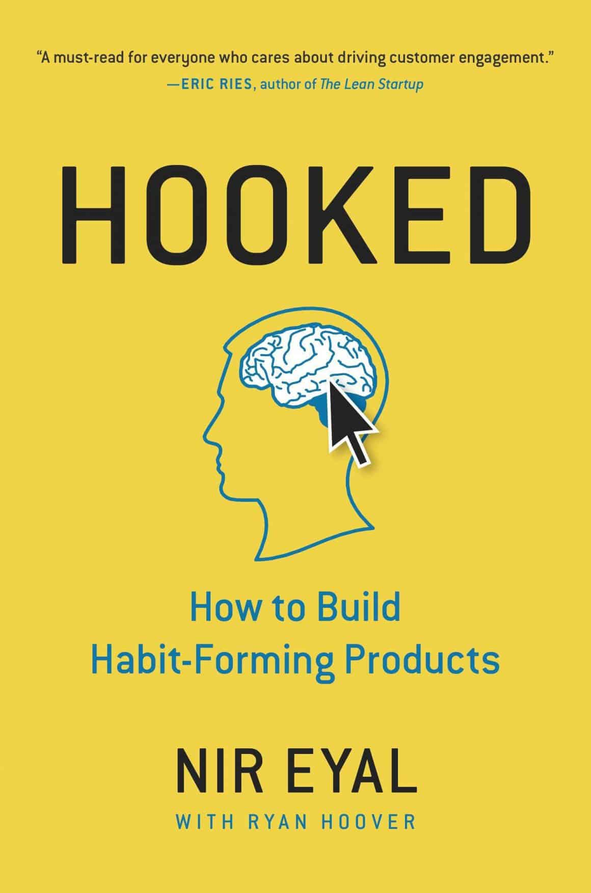 best books for product marketing managers hooked nir eyal