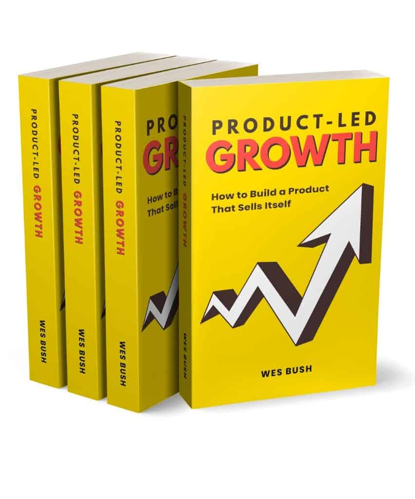 best books for product marketing managers product-led growth wes bush