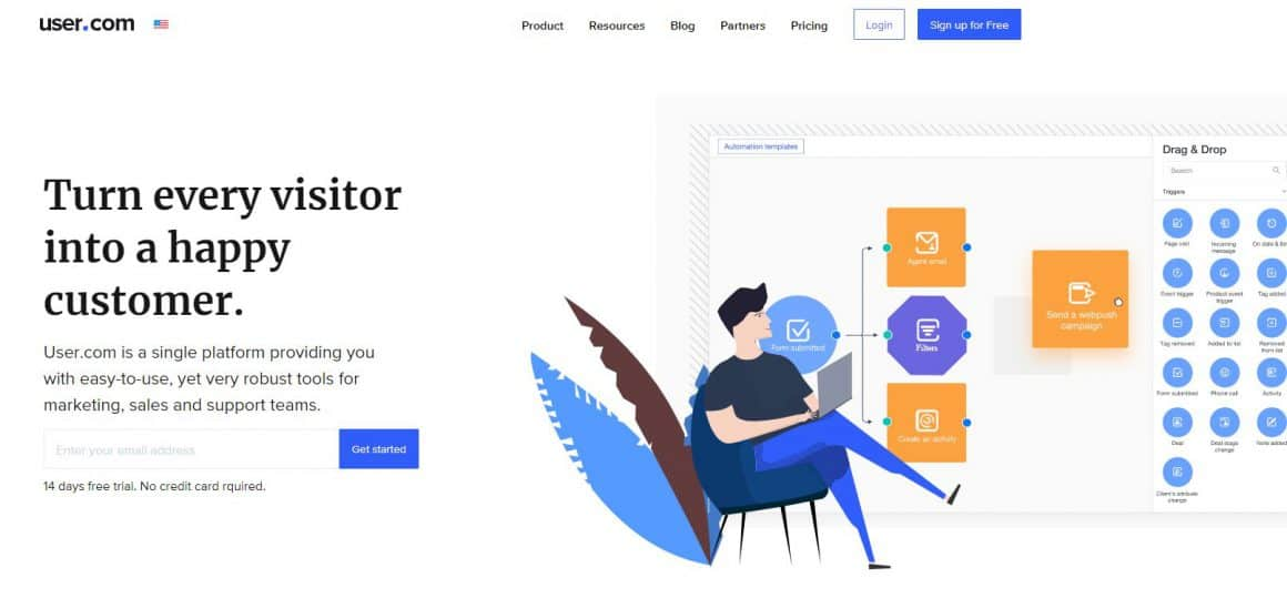 Best Tools for Startup Growth Hackers in 2019 - User.com - Free CRM and Live Chat