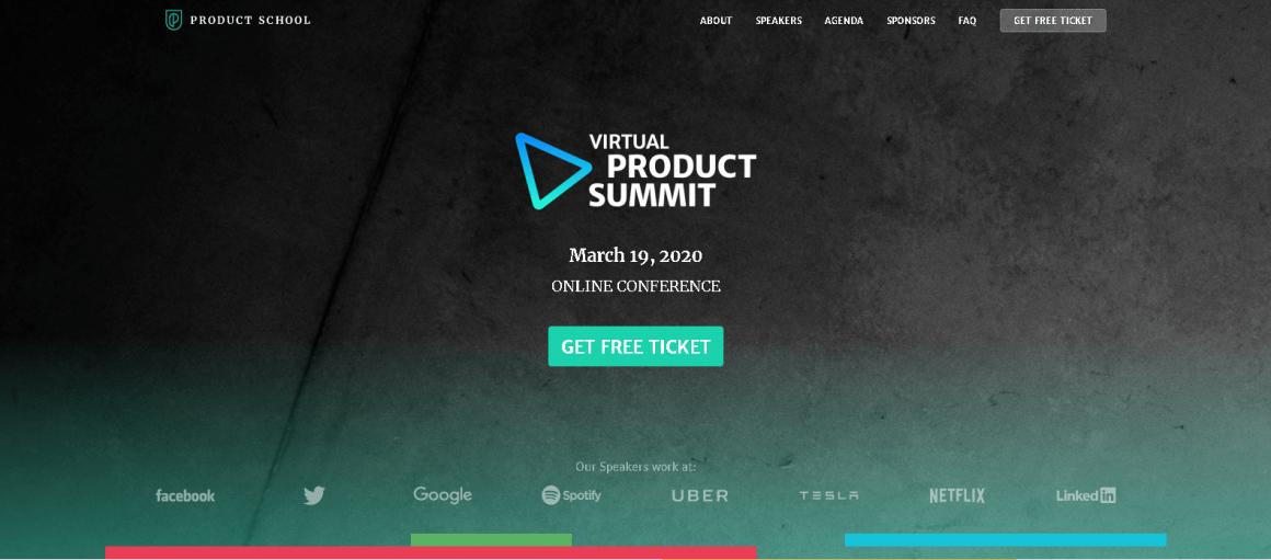 virtual product summit 2020