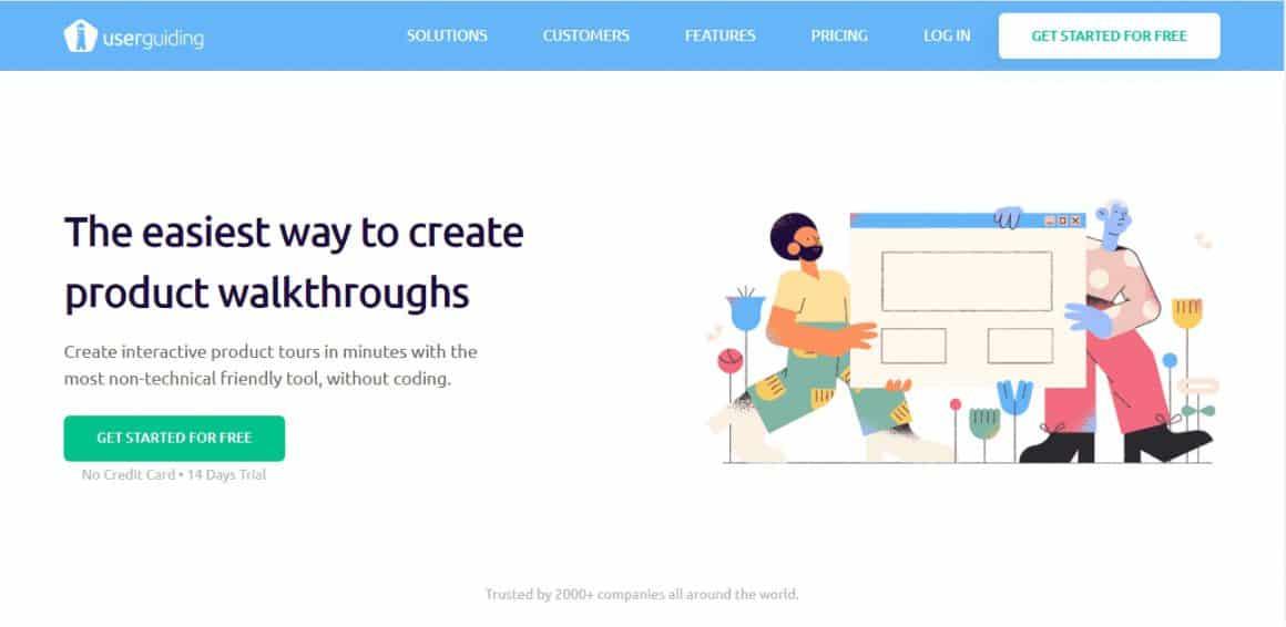 ux tools 2020 userguiding