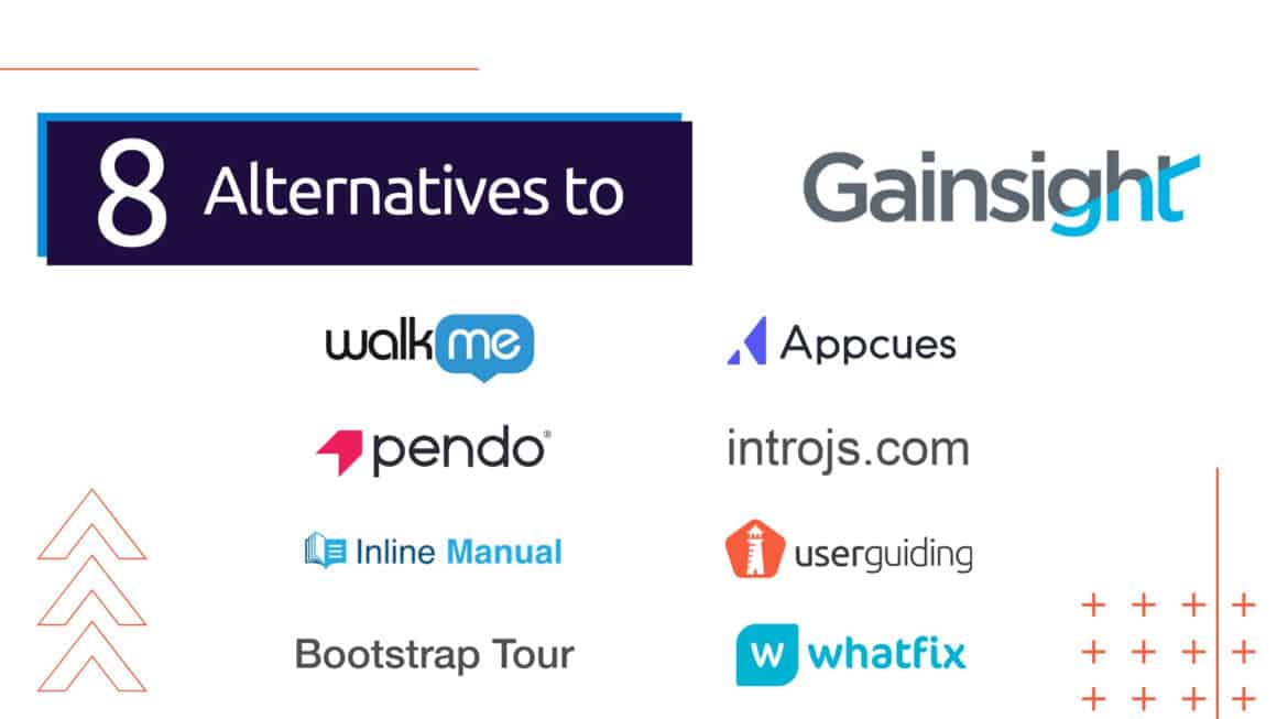 gainsight px alternatives and competitors