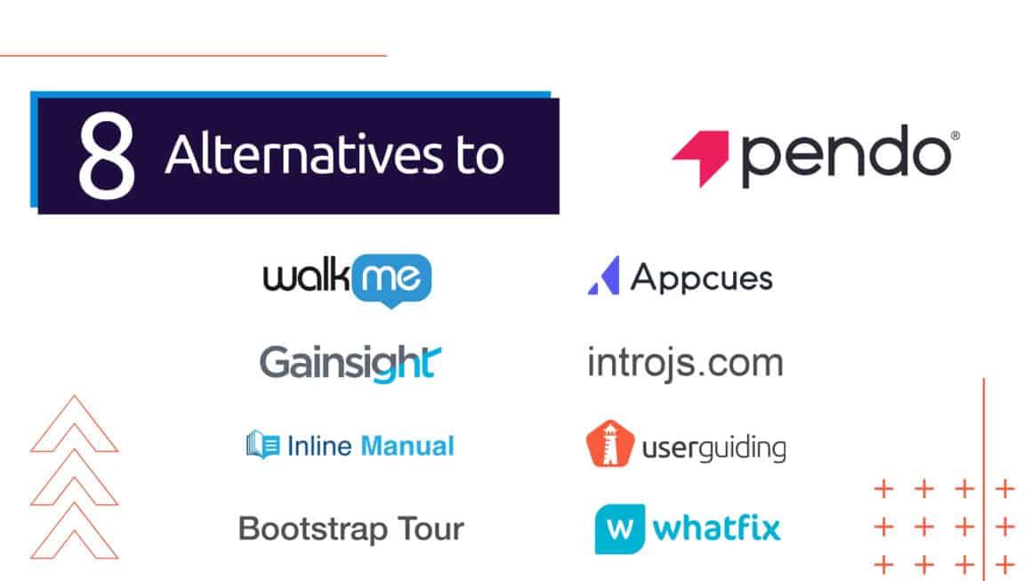 pendo alternatives and competitors