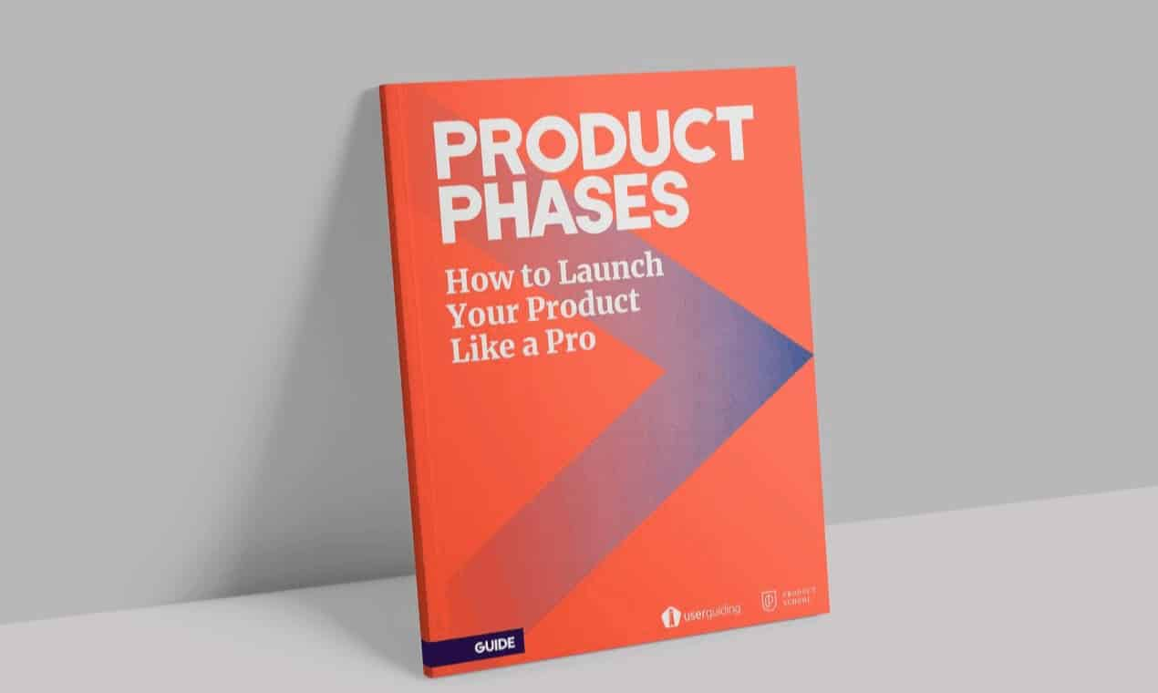 startup ebooks product phases