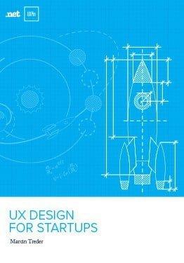 E-books for Startups ux design