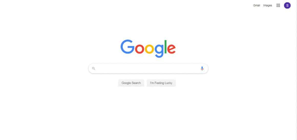 google good ux example