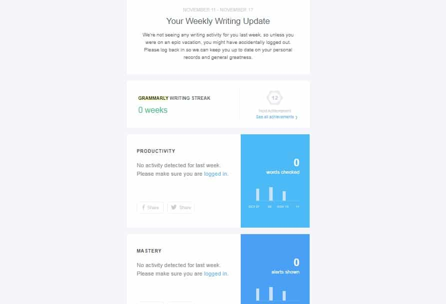 onboarding email good ux grammarly