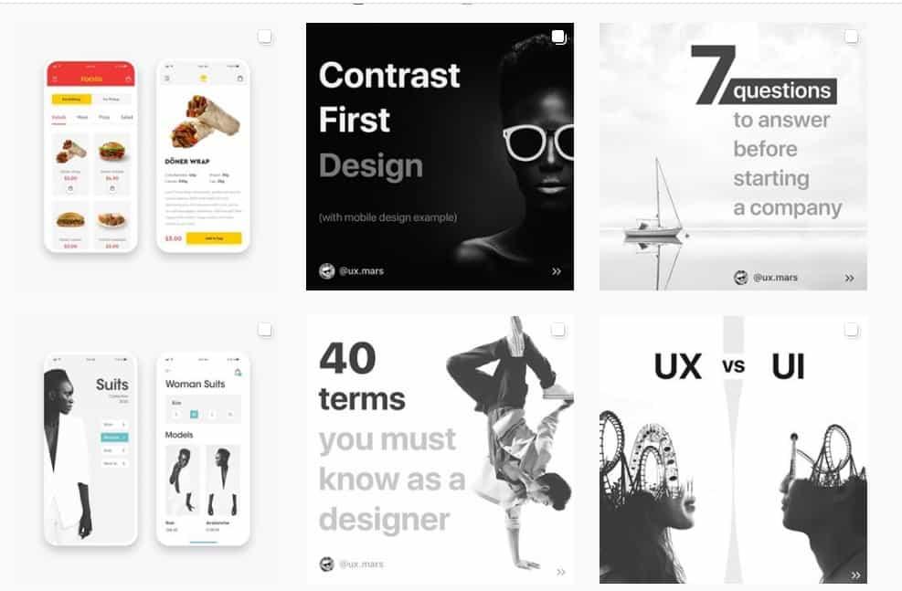 famous UI designers salim dabanca