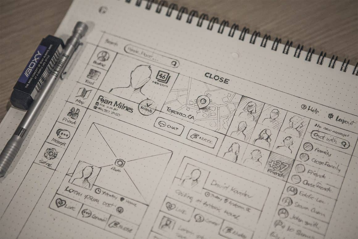 Wireframe Design 2