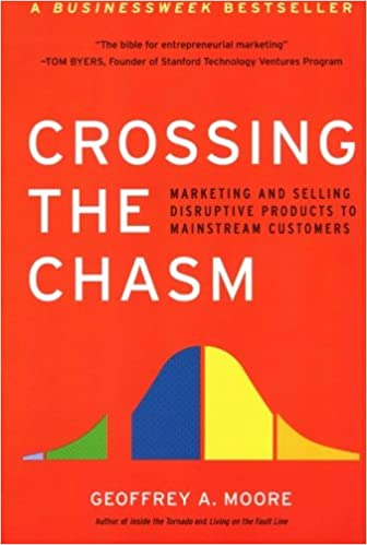 books for product management crossing the chasm