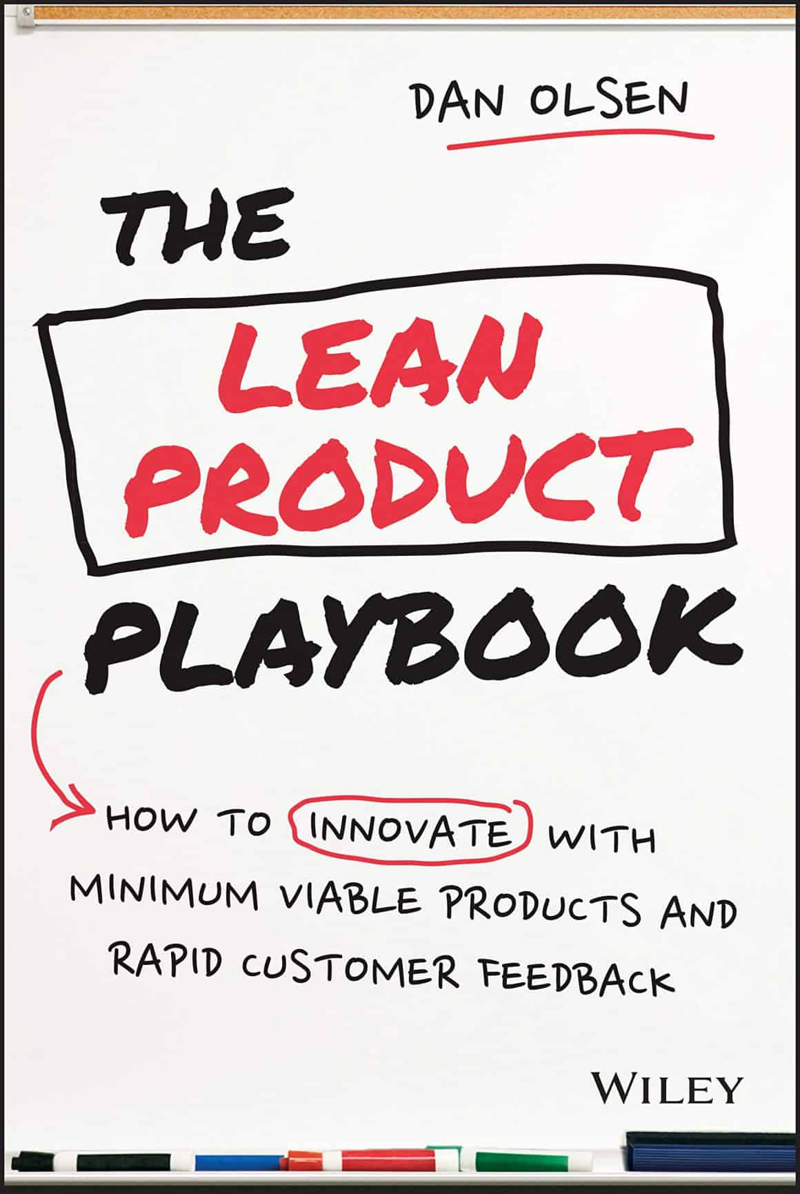 books for product management the lean product playbook
