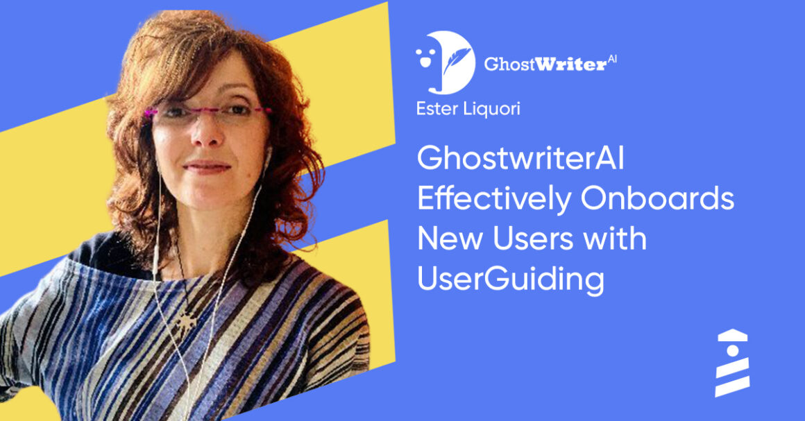 GhostWriterAI UserGuiding success story