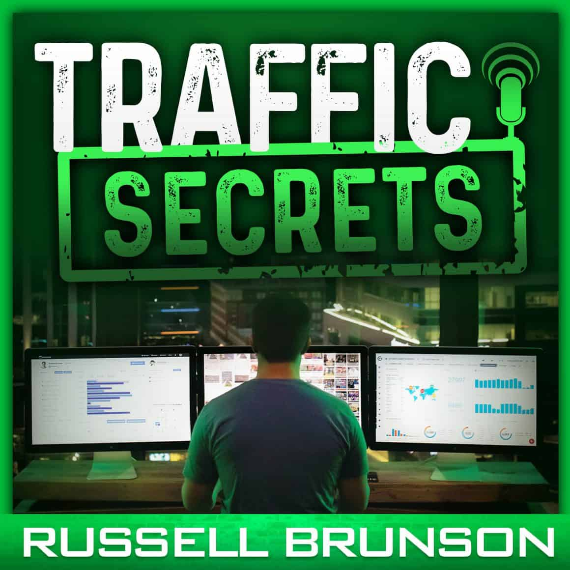 marketing podcasts traffic secrets
