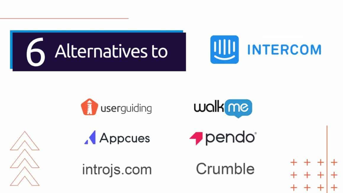 best alternatives to intercom product tours