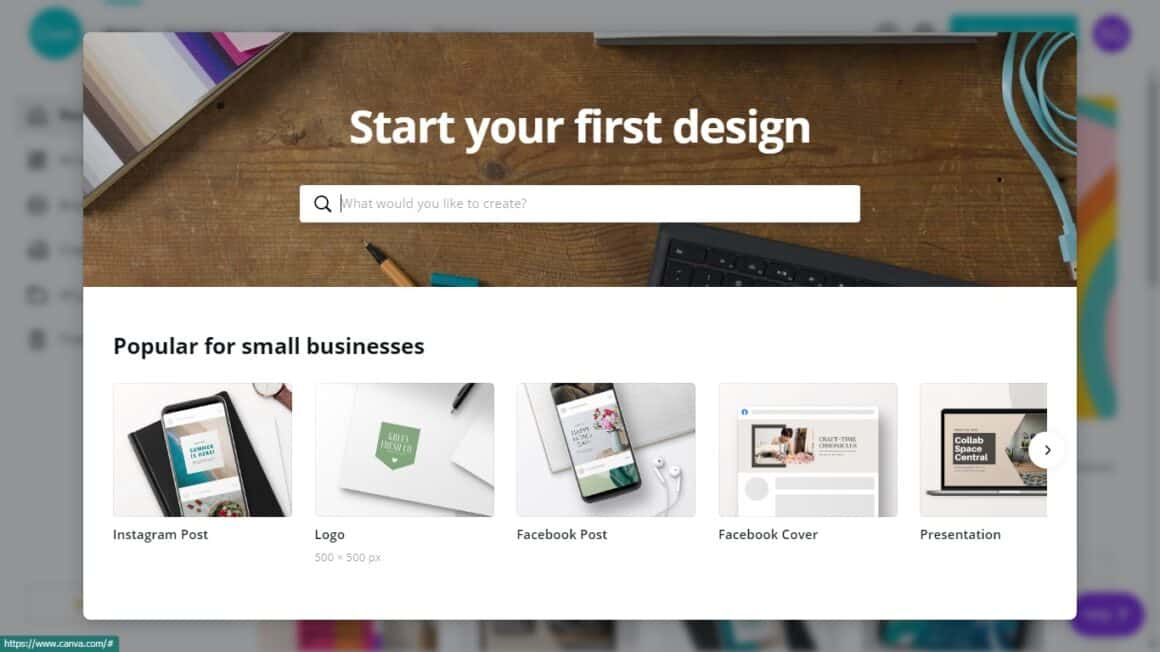 best examples of user onboarding canva 2