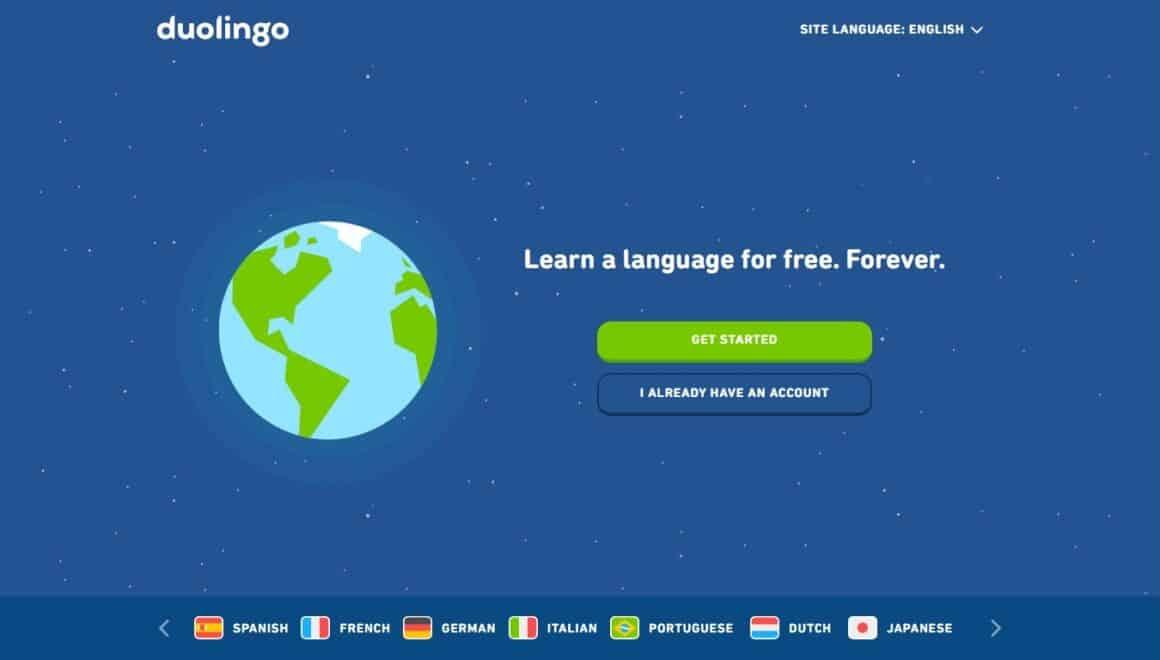 great user onboarding examples duolingo 1
