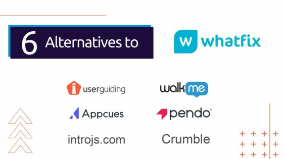 whatfix alternatives