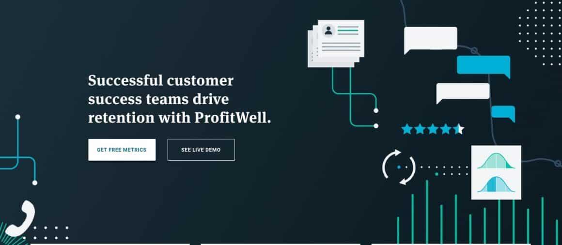 best customer success tools profitwell