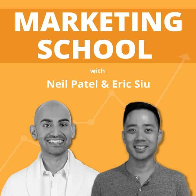 Marketing School - best podcasts for startups and growth