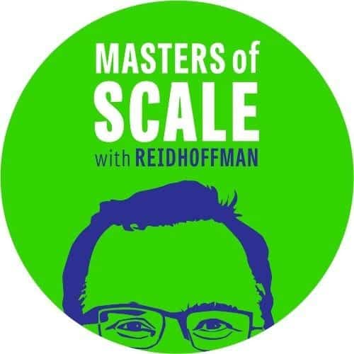 Masters of Scale - podcasts for startups and growth