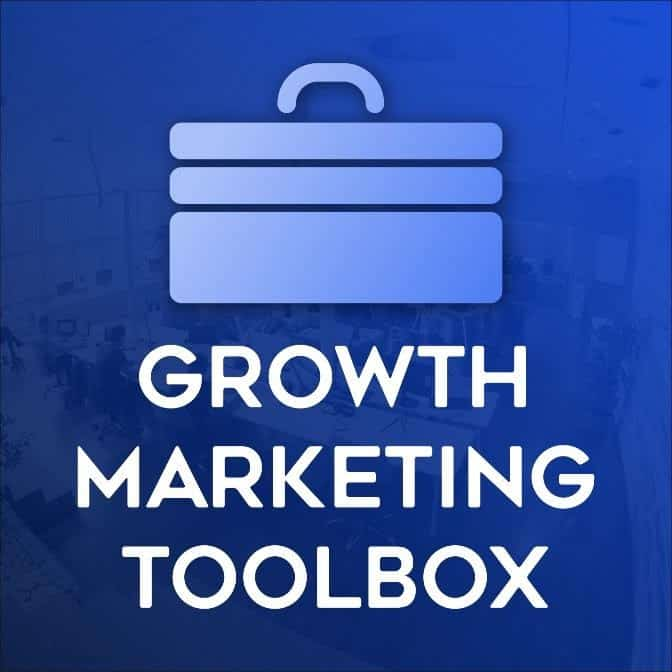 Growth Marketing Toolbox - best podcasts for startups and growth