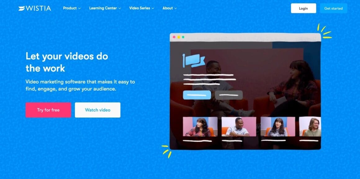 user onboarding tools wistia
