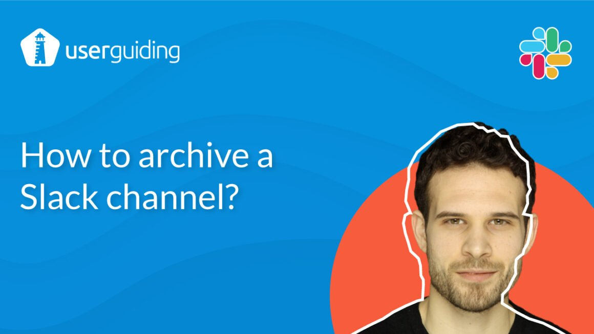 how to archive a slack channel?