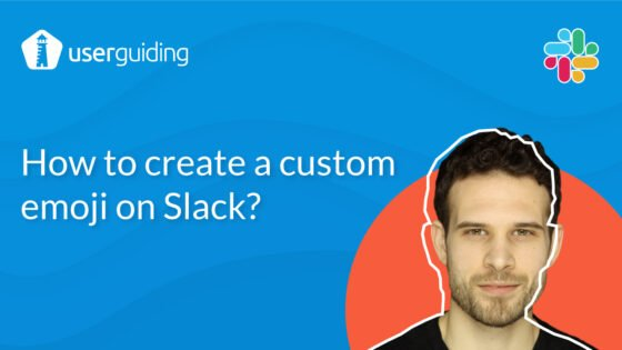 How to create a custom emoji on Slack?