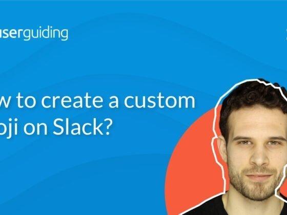 How to create a custom emoji on Slack?