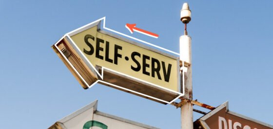 self service software business