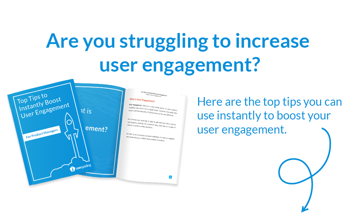 userguiding user engagement tips ebook