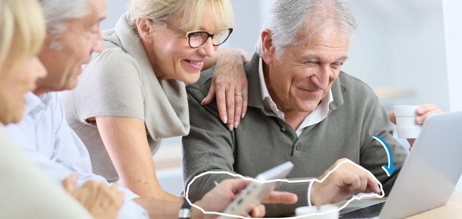 tech support for elderly