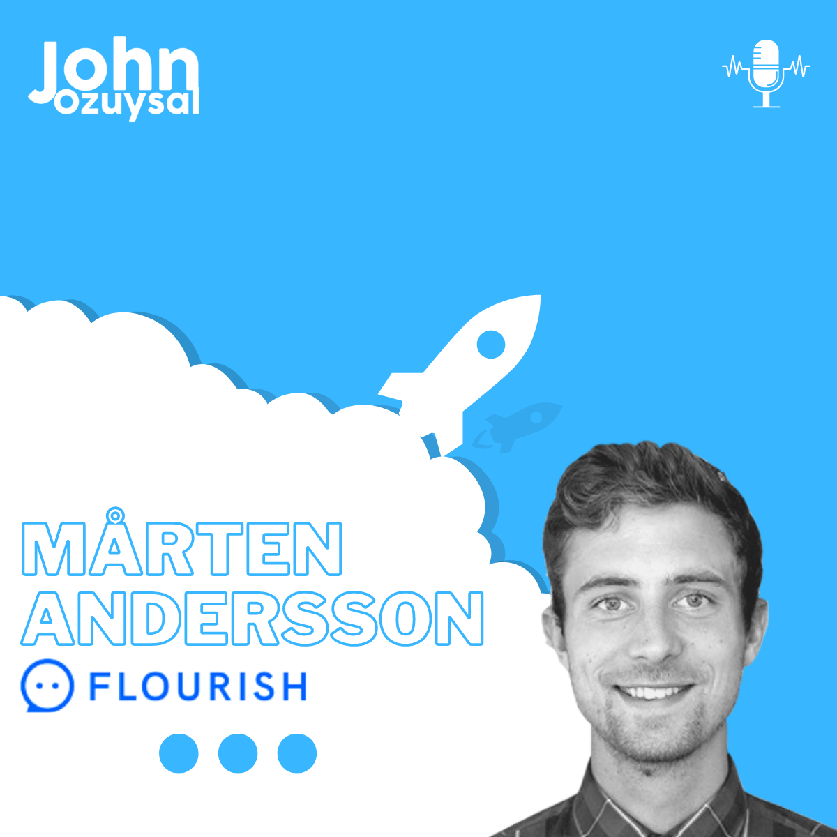 no-code growth stories episode 4 with marten andersson from flourish
