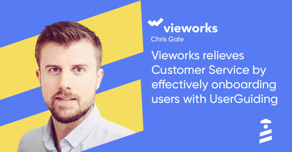 Vieworks UserGuiding success story