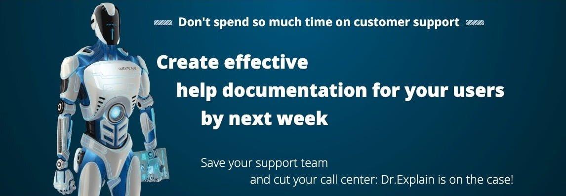 help authoring tools drexplain