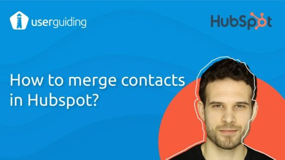 merge contacts in hubspot
