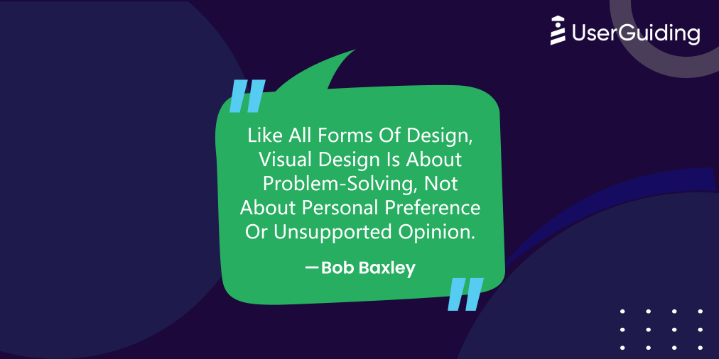 ux design quotes bob baxley