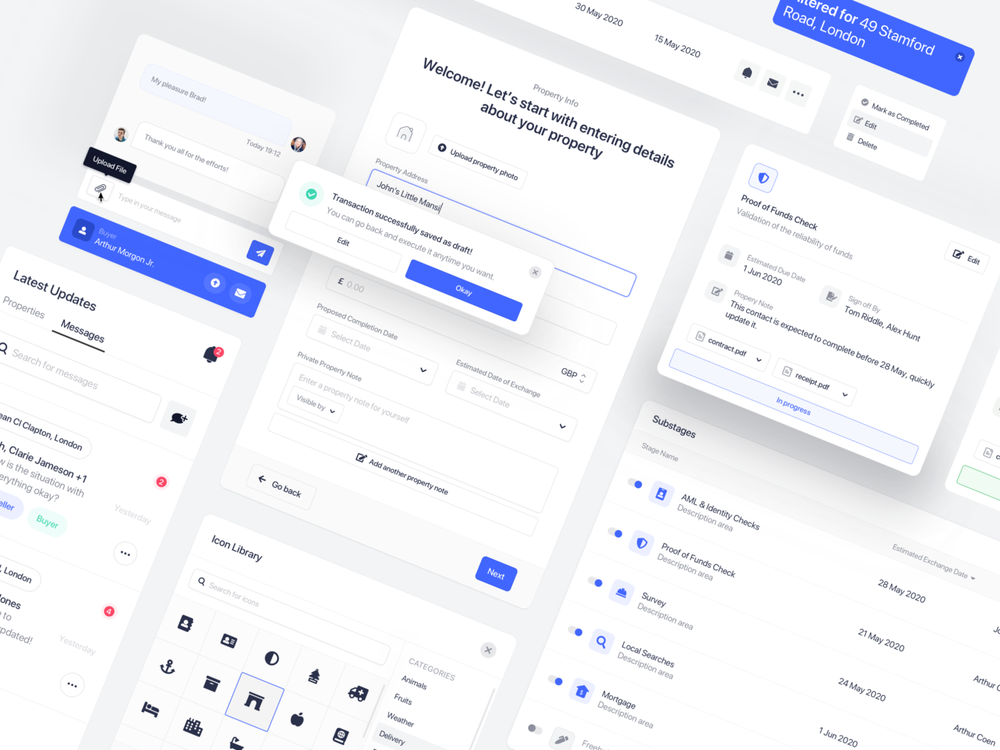 ux ui trends design systems 2