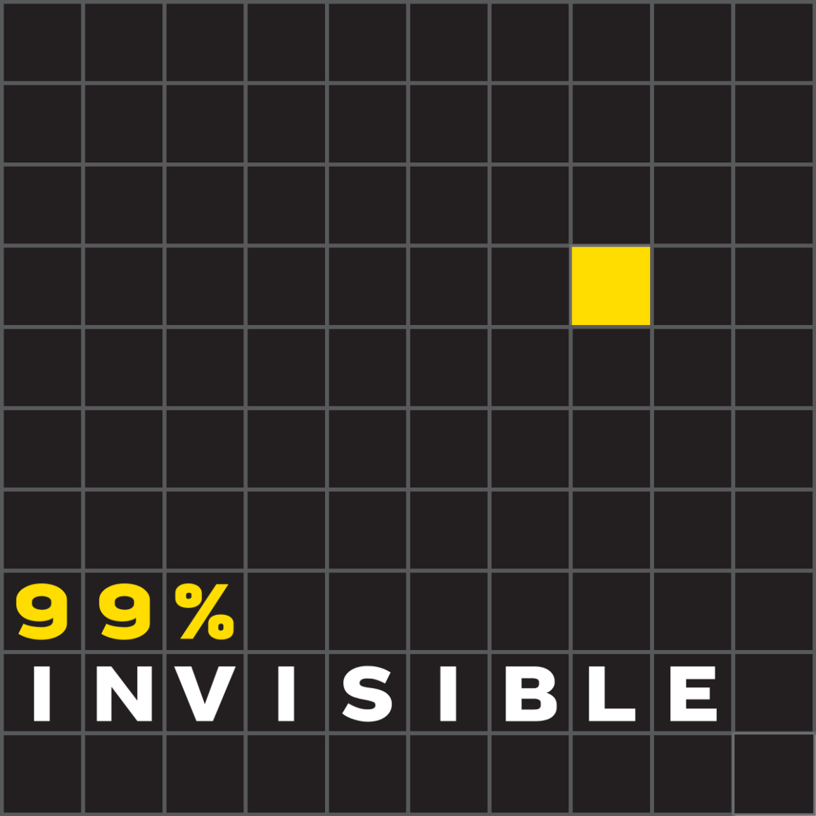 ux podcasts  99 invisible