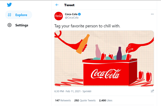 customer engagement examples coca cola