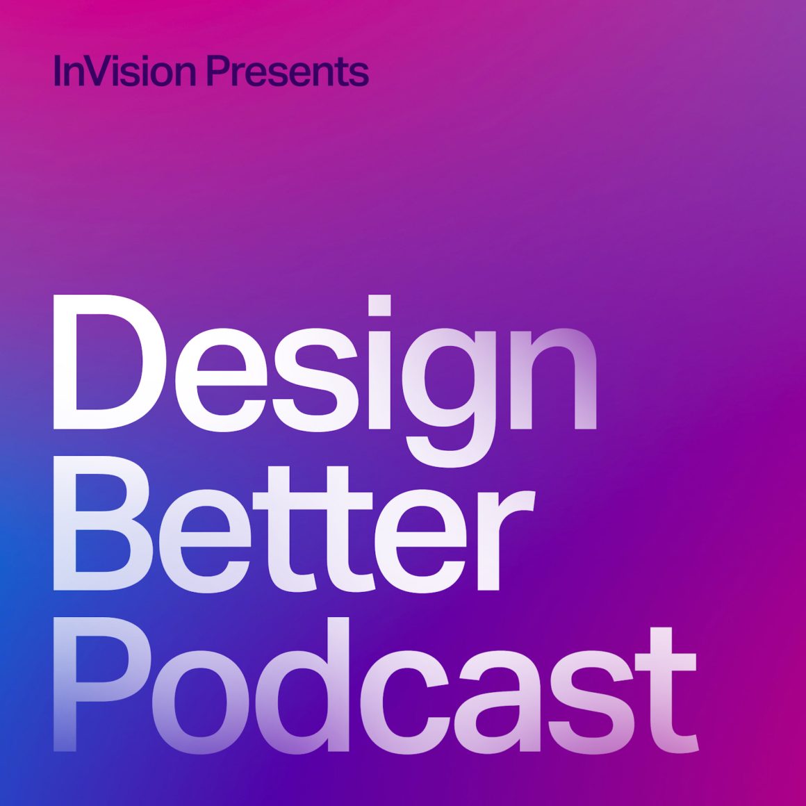 product design podcasts design better