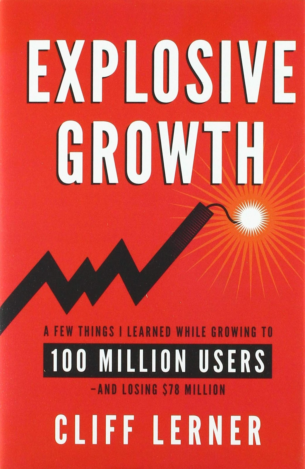 growth and growth hacking books explosive growth