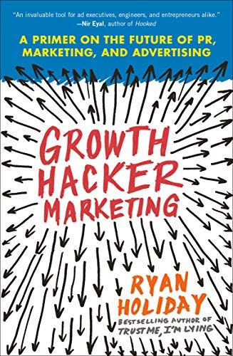 growth and growth hacking books growth hacker marketing
