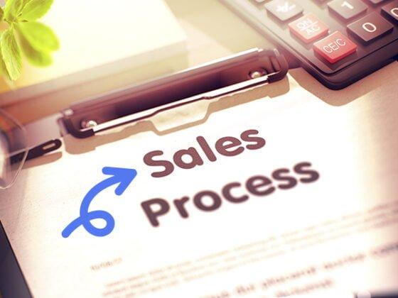 saas sales processes